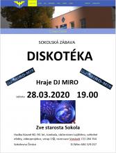 zábava Sokol Čimice